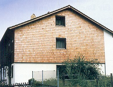 holzschindeln plank holzschindeln f r dach und wand. Black Bedroom Furniture Sets. Home Design Ideas